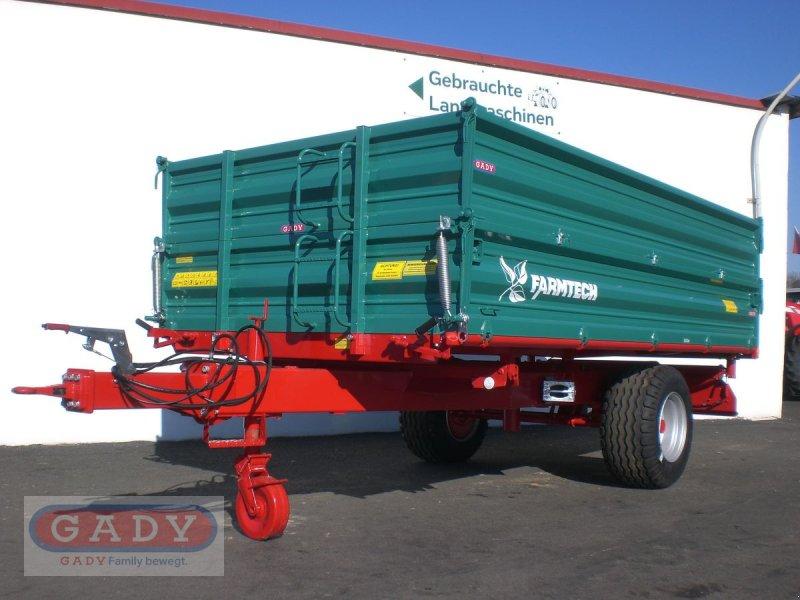 Anhänger des Typs Farmtech EDK 800, Neumaschine in Lebring (Bild 1)