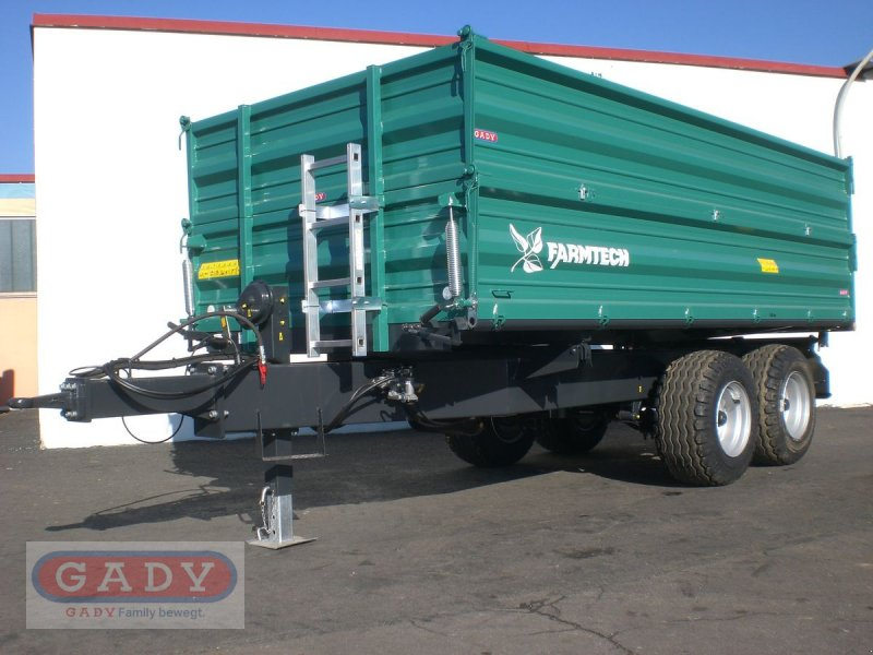 Anhänger des Typs Farmtech TDK 1100S, Neumaschine in Lebring (Bild 1)