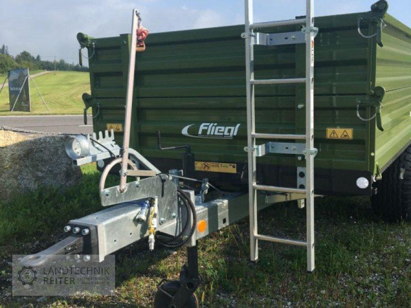 Anhänger des Typs Fliegl EDK 50, Neumaschine in Arnreit (Bild 5)