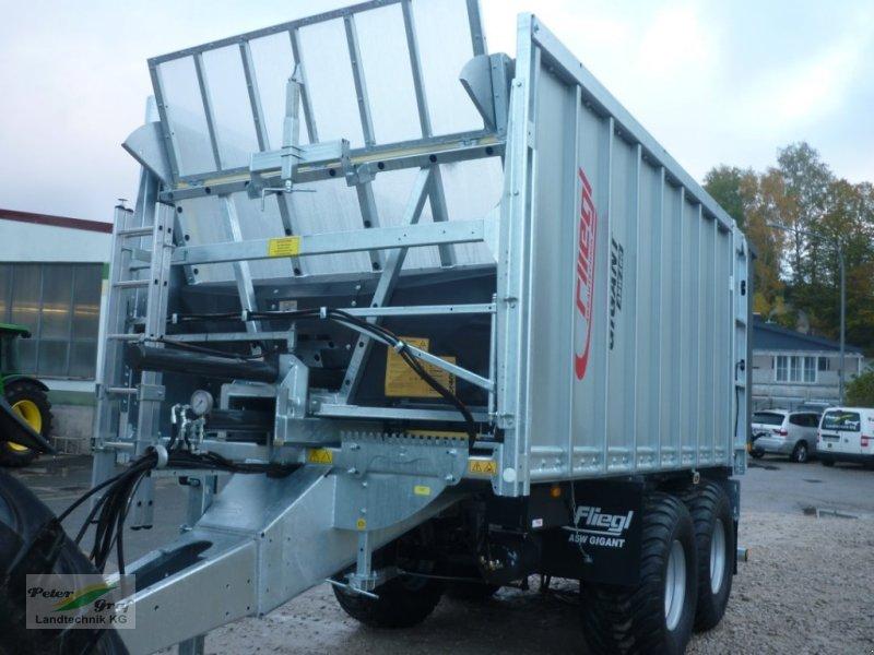 Anhänger a típus Fliegl Gigant ASW 160, Neumaschine ekkor: 91257 Pegnitz-Bronn (Kép 1)