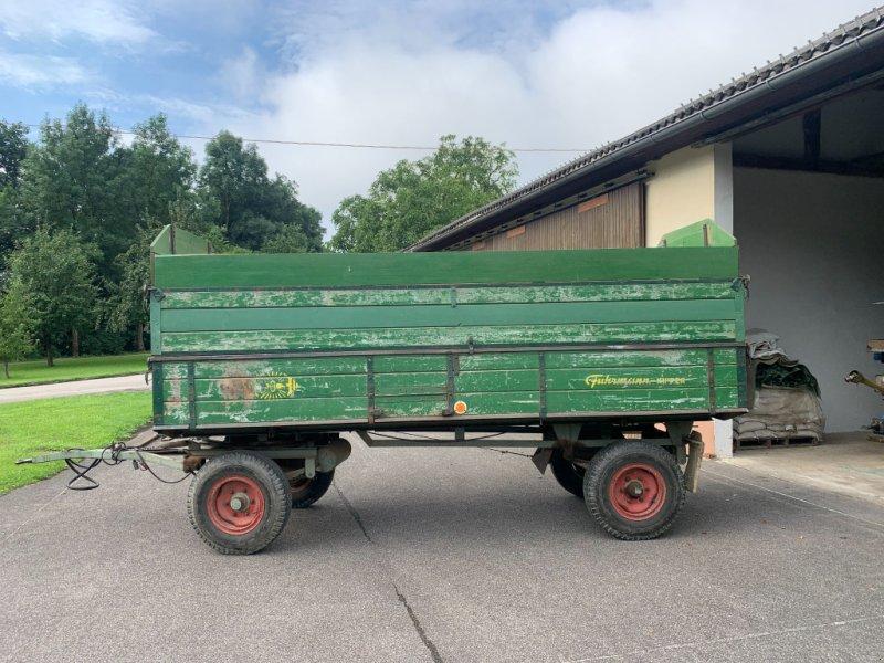 Anhänger типа Fuhrmann Anhänger mit Nutzlast 4500kg, Gebrauchtmaschine в Feldkirchen/D. (Фотография 1)