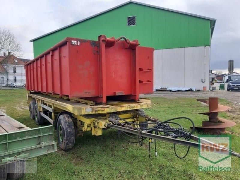 Anhänger des Typs Georg Huber Container Träger LIK 14, Gebrauchtmaschine in Rees (Bild 2)