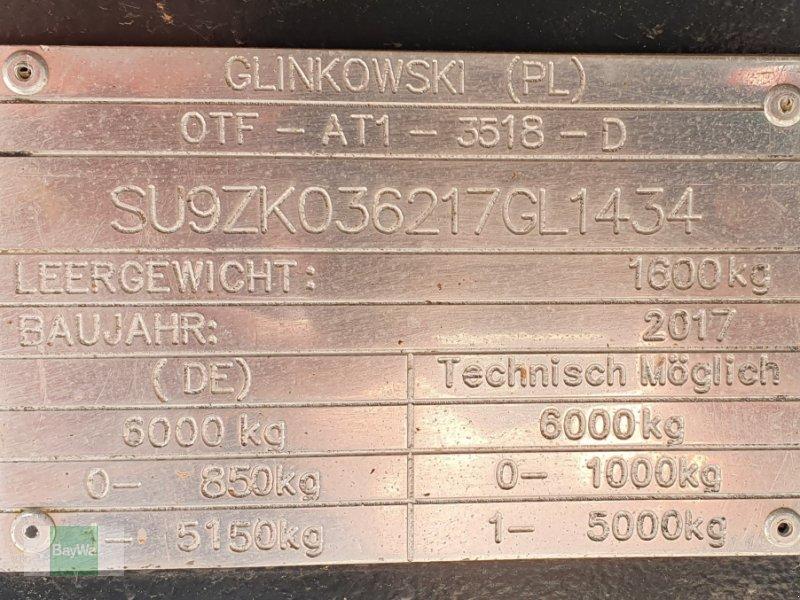 Anhänger des Typs Glinkowski OTF-AT1-3518-D, Gebrauchtmaschine in Großweitzschen (Bild 12)