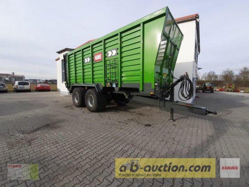 Anhänger типа Hawe Silagetransportwagen SLW 45 TN, Gebrauchtmaschine в Aurach (Фотография 1)