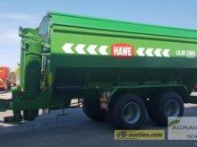 Hawe ULW 2500 T utánfutók