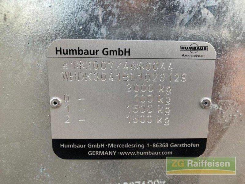 Anhänger des Typs Humbaur 3000 KG, Neumaschine in Bühl (Bild 9)