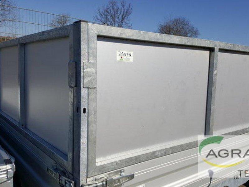 Anhänger a típus Humbaur ALUBLECHAUFSATZ 620MM, Neumaschine ekkor: Lage (Kép 1)
