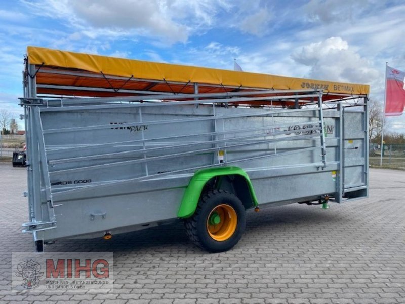 Anhänger типа Joskin RDS 6000, Neumaschine в Dummerstorf OT Petschow (Фотография 1)