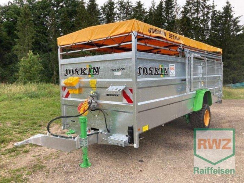 Anhänger des Typs Joskin RDS G6000, Ausstellungsmaschine in Prüm (Bild 1)