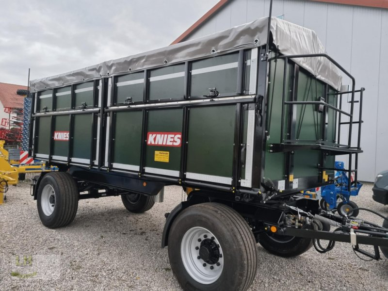 Anhänger типа Knies KD 180, Neumaschine в Aresing (Фотография 1)