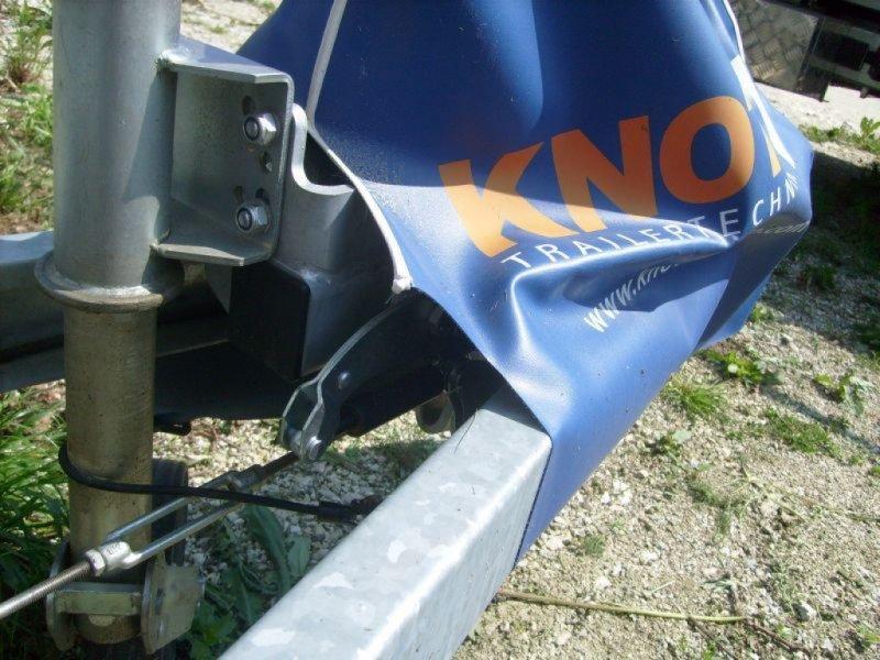 Anhänger des Typs Knott Deichselschutz, Neumaschine in Brunn an der Wild (Bild 3)