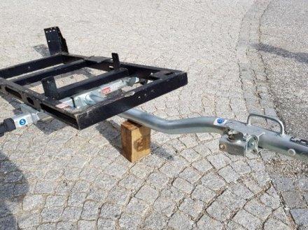 Anhänger des Typs Knott NEU Autoanhänger Chassis, Neumaschine in Brunn an der Wild (Bild 5)