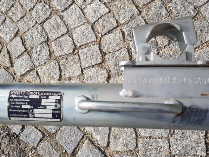 Anhänger des Typs Knott NEU Autoanhänger Chassis, Neumaschine in Brunn an der Wild (Bild 6)