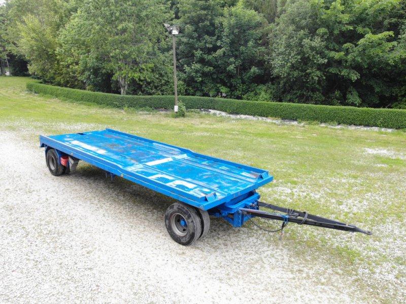 Anhänger типа Kotschenreuther Plattformanhänger 40kmh 18t, Gebrauchtmaschine в Aying (Фотография 1)