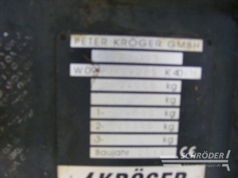 Anhänger des Typs Kröger Mulde MUK 303, Gebrauchtmaschine in Lastrup (Bild 4)