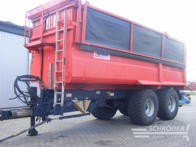 Anhänger des Typs Kröger Mulde MUK 303, Gebrauchtmaschine in Lastrup (Bild 2)