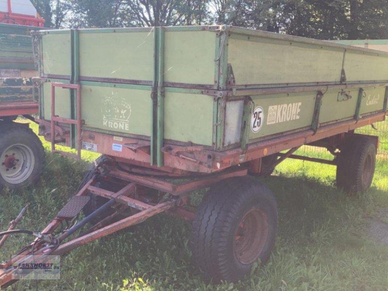 Anhänger типа Krone DK 185-5,7, Gebrauchtmaschine в Wiefelstede (Фотография 1)