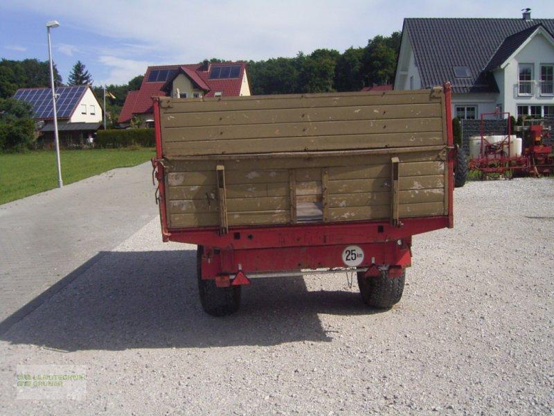 Anhänger типа Krone EDK 4,3, Gebrauchtmaschine в Hiltpoltstein (Фотография 2)