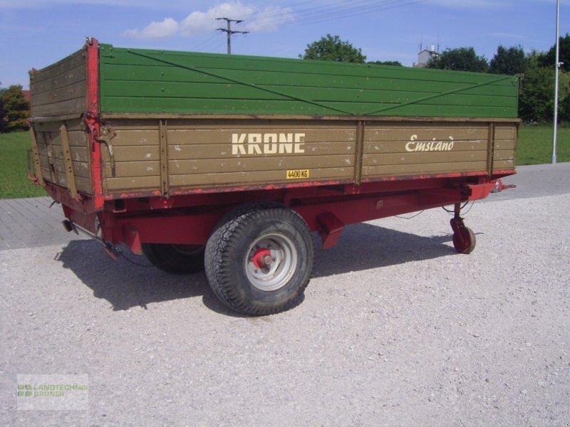 Anhänger типа Krone EDK 4,3, Gebrauchtmaschine в Hiltpoltstein (Фотография 3)