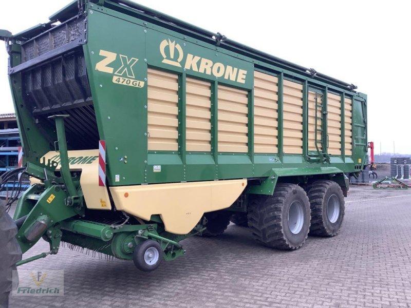 Anhänger des Typs Krone ZX 470 GL, Gebrauchtmaschine in Bad Lausick (Bild 1)