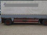 Langendorf Ballenwagen Trocknungsanhänger 18 Tonnen LKW utánfutók