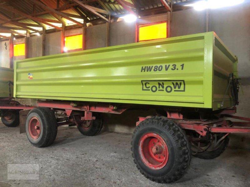Anhänger типа MDW-Fortschritt Conow HW 80 V3.1 Zug, Gebrauchtmaschine в Prenzlau (Фотография 1)