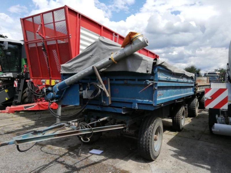 Anhänger des Typs MDW-Fortschritt HW 60, Gebrauchtmaschine in Vehlow (Bild 1)
