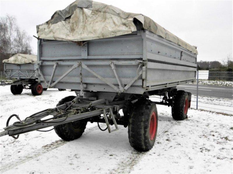 Anhänger типа MDW-Fortschritt HW 80, Gebrauchtmaschine в Vehlow (Фотография 1)