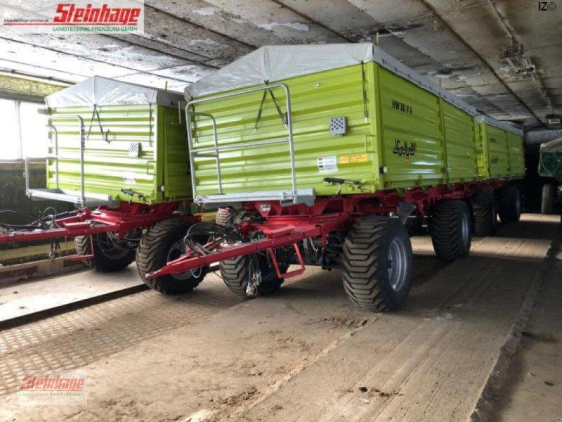 Anhänger типа MDW-Fortschritt HW80 CONOW Aufbau, Gebrauchtmaschine в Rollwitz (Фотография 1)