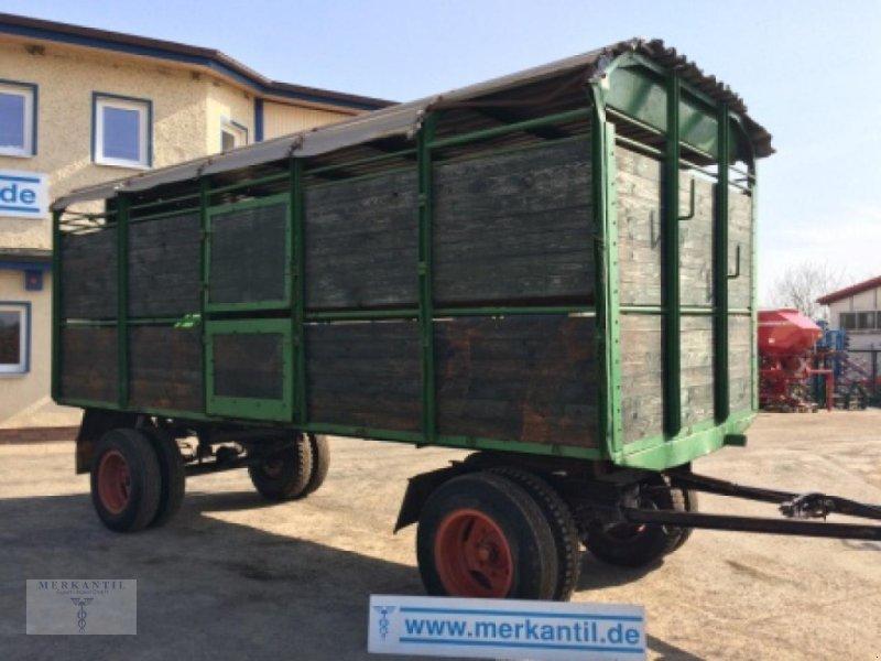 Anhänger типа MDW-Fortschritt Viehanhänger, Gebrauchtmaschine в Pragsdorf (Фотография 1)