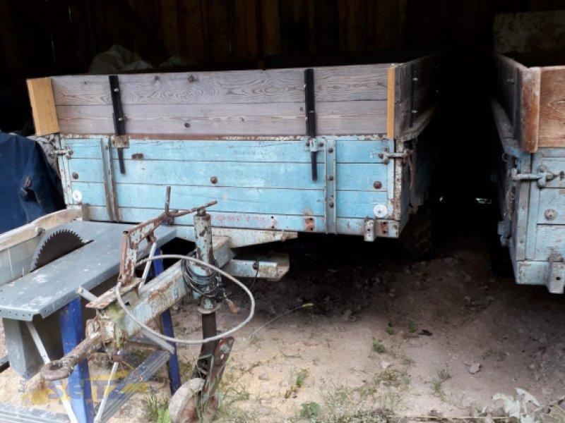 Anhänger типа Mengele Anhänger, Gebrauchtmaschine в Lindenfels-Glattbach (Фотография 1)