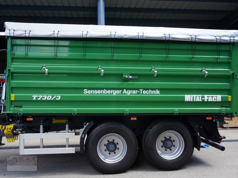 Anhänger des Typs Metal-Fach Tandemkipper T 730/3-16 to.NEU, Neumaschine in Eberschwang (Bild 1)