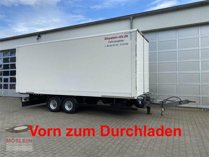 Anhänger типа Möslein TKO 105 D Schwebheim Tandem- Koffer- Anhänger, Du, Gebrauchtmaschine в Schwebheim (Фотография 1)