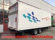 Anhänger типа Möslein TKO 105 DL Schwebheim Tandem Koffer, Ladebordwand, Gebrauchtmaschine в Schwebheim