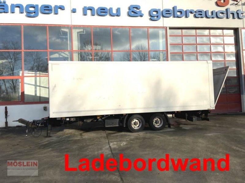 Anhänger des Typs Möslein TKO 105 Schwebheim Tandemkoffer mit Ladebordwand, Gebrauchtmaschine in Schwebheim (Bild 1)