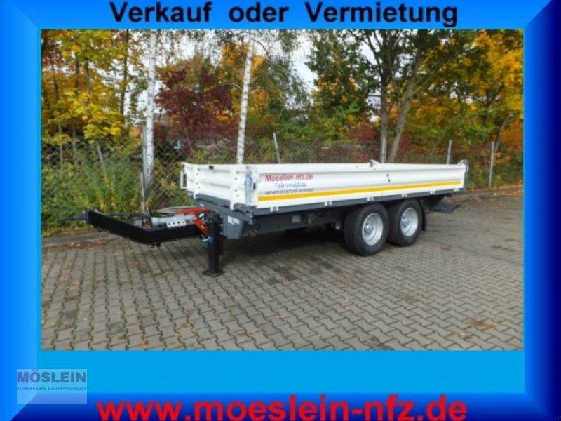 Anhänger des Typs Möslein TTD 13 13 t GG Tandem Kipper Tieflader-- Neufahrz, Gebrauchtmaschine in Schwebheim (Bild 1)