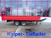 Anhänger a típus Müller Mitteltal KA-TA-E 11,0 Tandemkipper- Tieflader, Gebrauchtmaschine ekkor: Schwebheim