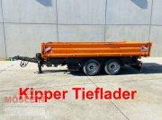 Müller Mitteltal KA-TA-R 10,5 Tandemkipper- Tieflader