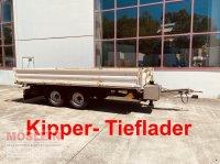 Müller Mitteltal KA-TA-R 10,5 Tandemkipper- Tieflader Anhänger