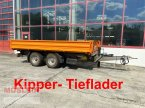 Anhänger типа Müller Mitteltal KA-TA-R 13,5 13,5 t Tandemkipper- Tiefl в Schwebheim