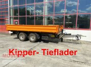 Anhänger a típus Müller Mitteltal KA-TA-R 13,5 13,5 t Tandemkipper- Tiefl, Gebrauchtmaschine ekkor: Schwebheim