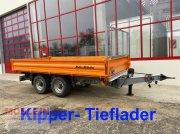 Anhänger типа Müller Mitteltal KA-TA-R 13,5 13,5 t Tandemkipper- Tiefl, Gebrauchtmaschine в Schwebheim