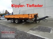 Anhänger du type Müller Mitteltal - Tandemkipper- Tieflader, Gebrauchtmaschine en Schwebheim