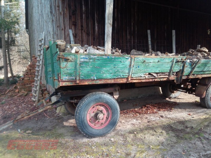 Anhänger of the type nicht definierbar Platform Wagen, Gebrauchtmaschine in Suhlendorf (Picture 1)