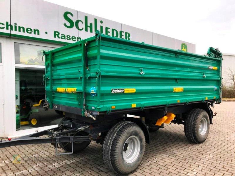 Anhänger des Typs Oehler OL ZDK 120, Gebrauchtmaschine in Sonnewalde (Bild 1)
