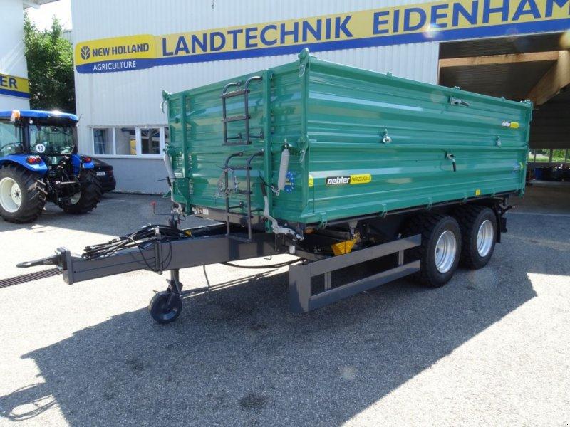 Anhänger des Typs Oehler TDK130, Neumaschine in Burgkirchen (Bild 1)