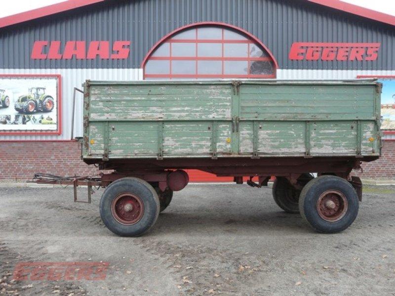 Anhänger типа Oelkers 16t, Gebrauchtmaschine в Suhlendorf (Фотография 1)