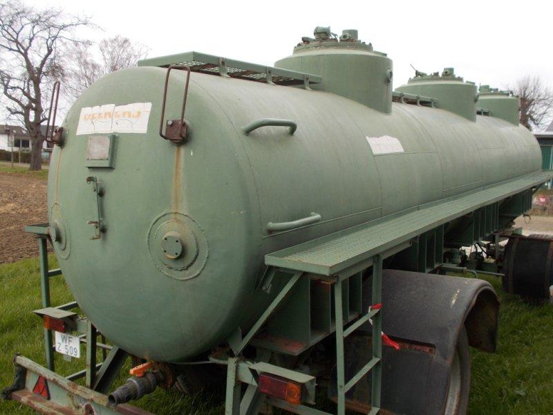 Anhänger des Typs Oelkers AHL Wasserwagen, Gebrauchtmaschine in Veltheim (Bild 1)