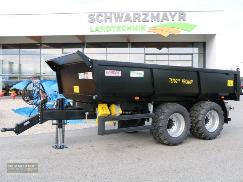 Anhänger типа PRONAR Standard Mulde 679/2, Neumaschine в Gampern (Фотография 1)