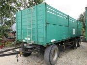 Schwarzmüller 24 t 3 Achser Pritsche mit 1.70 m Aluaufbau Anhänger